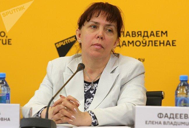 Заместитель директора РНПЦ трансфузиологии и медицинских биотехнологий Татьяна Клестова