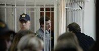 16-летний учащийся минской гимназии Донат Скакун в суде