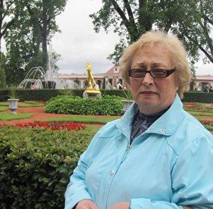 Трансфузиолог Алла Брошевицкая
