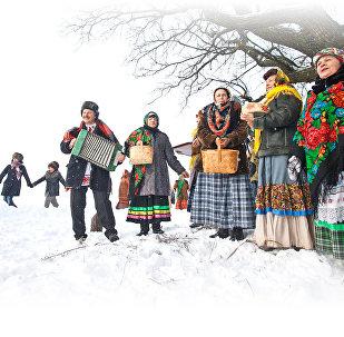5 причин для зимнего путешествия в Беларусь