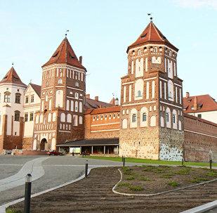 Замок Мир в Беларуси