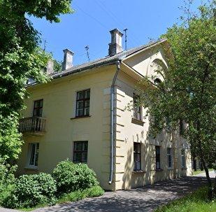 Квартал Осмоловка в Минске