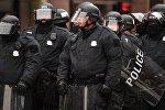Сотрудники полиции США, архивное фото