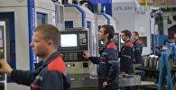 Механический цех по производству валов и шестерен для тракторов Беларус на Минском тракторном заводе