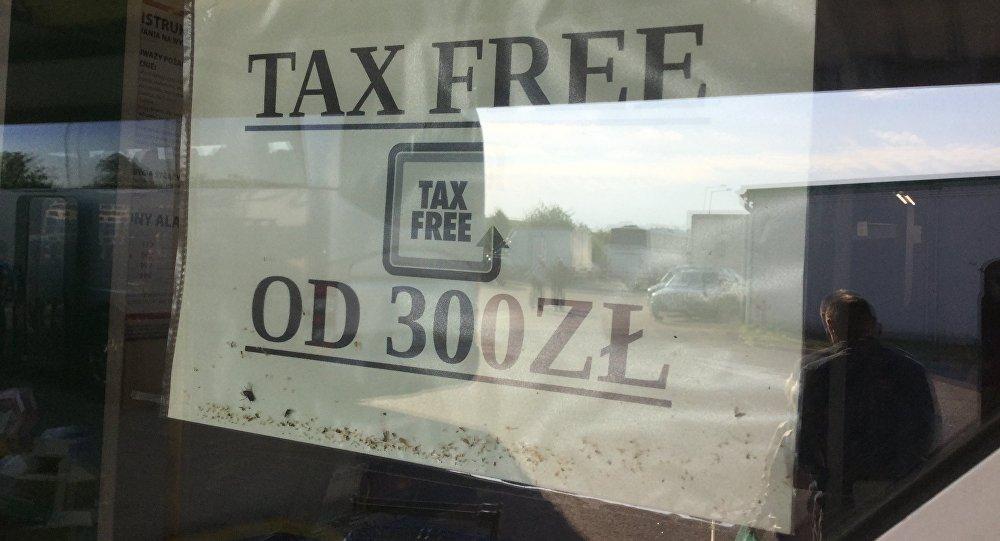 """""""Закупы"""" по-прежнему: Польша не снизила порог для выдачи Tax Free"""