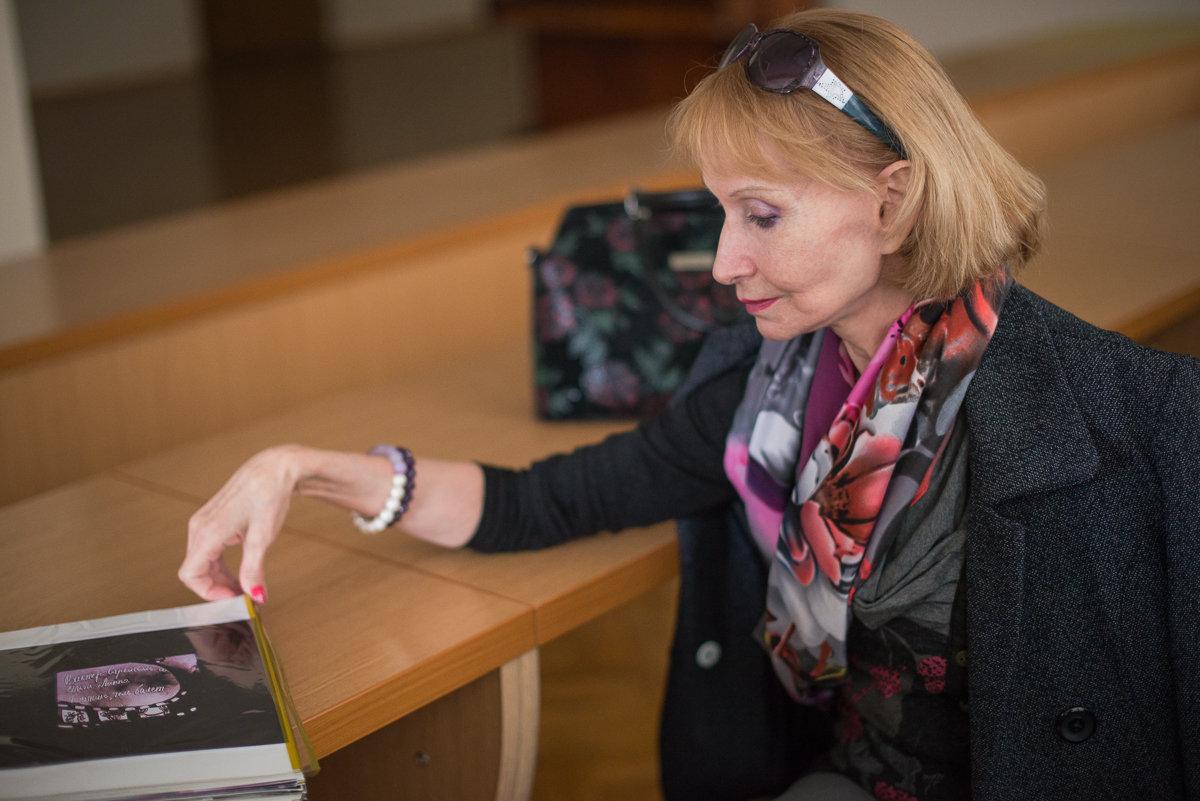 Ольга Лаппо признается, что если бы пришлось начинать все сначала, она бы снова встала на пуанты