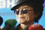 Йоко Оно, певица и деятель искусства, вдова Джона Леннона