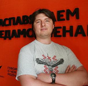 Историк, краевед, руководитель проекта Путешествия в прошлое Павел Дюсеков