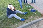 Авария в Новополоцке