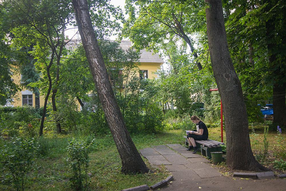 Минский микрорайон Осмоловка
