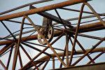 Металлические конструкции, архивное фото