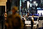 Войска и полиция оцепили центр Брюсселя после взрыва на вокзале