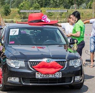 Автоледи выбрали в Гродно