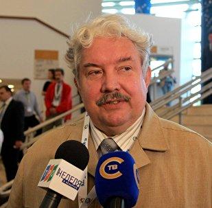 Вице-президент международной ассоциации фондов мира Сергей Бабурин