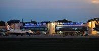 Международный аэропорт Ростов-на-Дону, архивное фото
