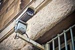 Камера видеонаблюдения, архивное фото