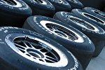 Колеса для спортивного автомобиля, архивное фото
