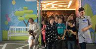 Дегустация мороженого от Боны Сфорцы вызвала ажиотаж