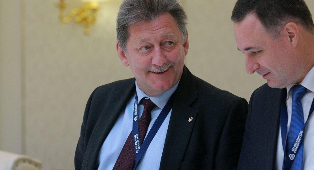 Украинского посла вызвали вМИД Беларуси