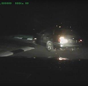 Нетрезвый водитель BMW пытался скрыться от ГАИ