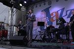 Джазавыя вечары завяршыў 15-гадовы гітарыст з Мінска