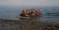 Ситуация с беженцами, архивное фото