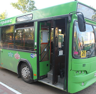 Автобус с бесплатным Wi-Fi в Витебске