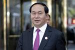 Президент Вьетнама Чан Дай Куанг, архивное фото