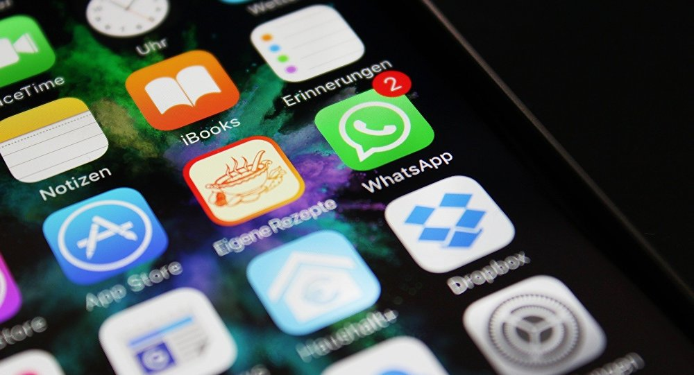Неменее  млн  пользователей скачали фальшивый WhatsApp при обновлении