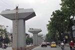 Строительство метро в Ханое