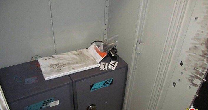 Четверо граждан России ибелорус ограбили несколько офисов вМинске