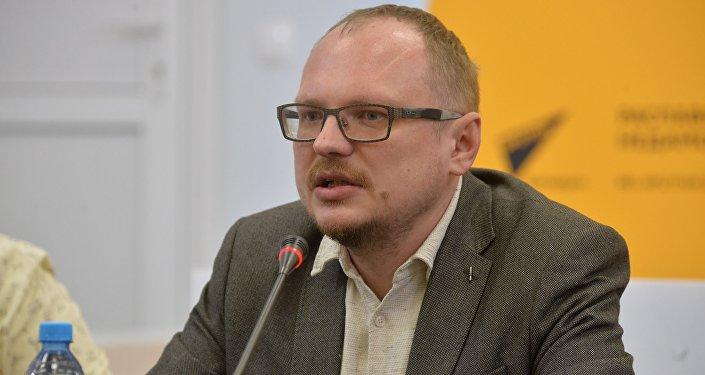 Сценарист и продюсер Андрей Курейчик