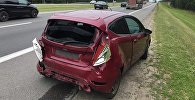 Разбитый Ford