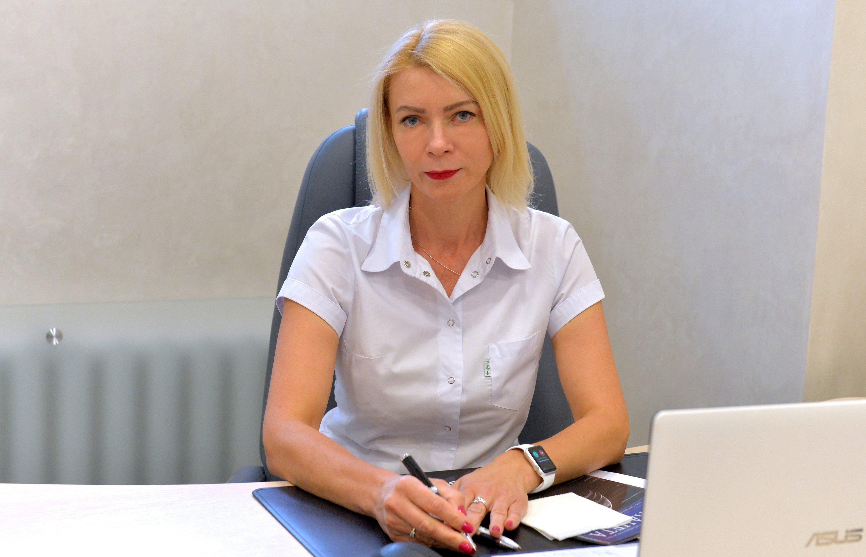 Главный врач Клинического центра пластической хирургии и медицинской косметологии Минска Наталья Постоялко