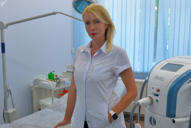 Наталья Постоялко уверена: главная задача пластической хирургии – помочь человеку нравиться самому себе.