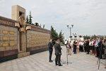 Церемония открытия обновленной Республиканской Доски почета прошла в Минске