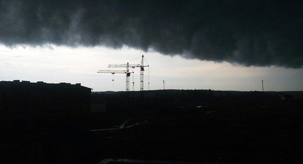 Непогода оставила обесточенными 466 населенных пунктов Республики Беларусь