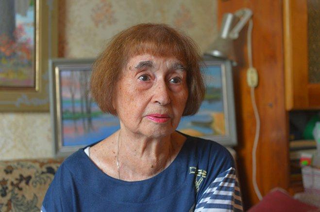 Коренная минчанка Инесса Макарчук