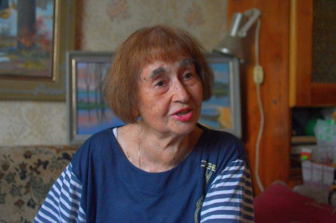 Инесса Макарчук: Мы не знали, как прийти домой. Нет улиц. Нет ничего, одни развалины