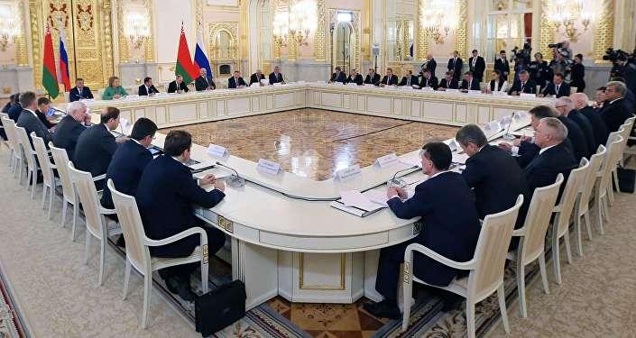 Заседание ВГС СГ в Москве