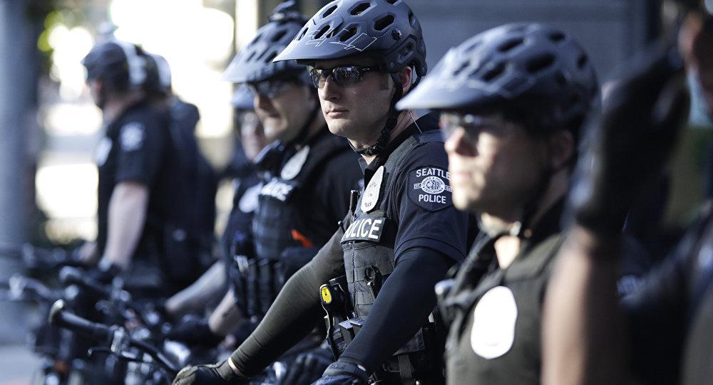 Полицейские США зашесть месяцев 2015-го года убили 500 человек