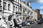 Минск в 1944-м и 2017-м: сравнительная фотогалерея Sputnik