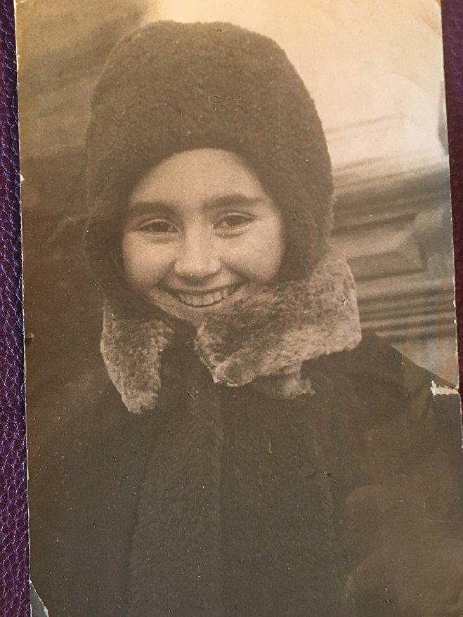 Инесса Макарчук в довоенное время