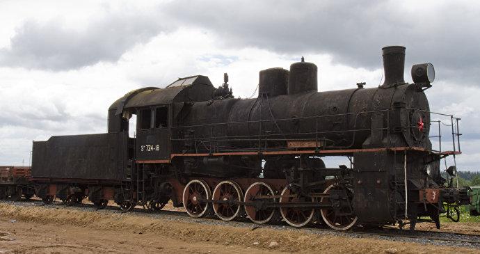 Из этого паровоза планируют построить бронепоезд