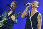 Канцэрт Depeche Mode у Маскве