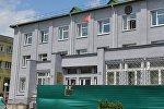 Здание суда Заводского района Минска