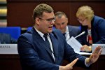 Член комитета национальной безопасности и обороны сейма Литвы Лауринас Касчунас