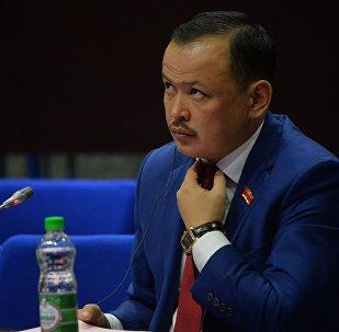 Депутат из Кыргызстана Улан Примов