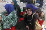 Жены боевиков исламского государства рассказали полиции о своих нелегких судьбах