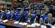 Белорусские представители на сессии ПА ОБСЕ в Минске